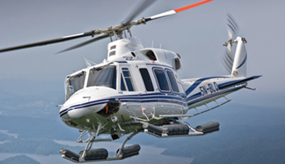 Bell 407 helicopter price in india