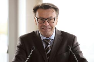 FAI's chairman, Siegfried Axtmann.